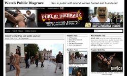Watch Public Disgrace